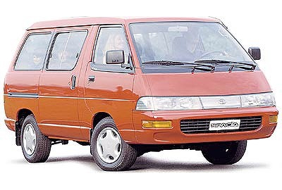 Toyota Spacia or similar