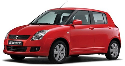 Suzuki Swift or similar