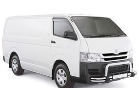 Late Van Model - Auto