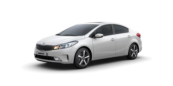 Kia Cerato-Sedan