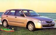 Mazda 323 or similar
