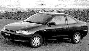 Mitsubishi lancer or similar